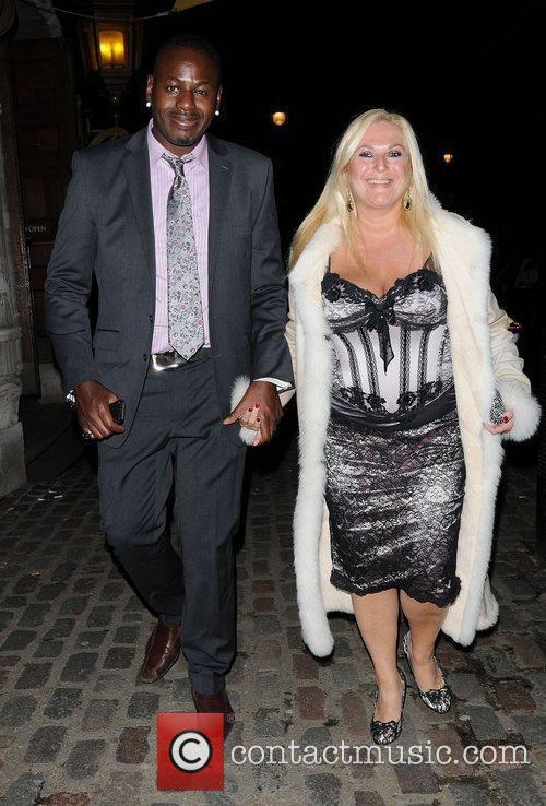 Vanessa Feltz and Ben Ofoedu 3