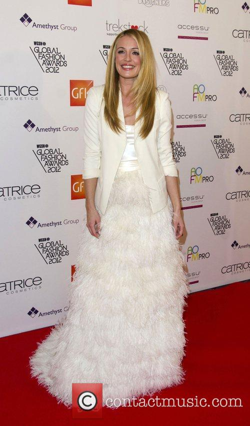 cat deeley wgsn global fashion awards 2012 4162649
