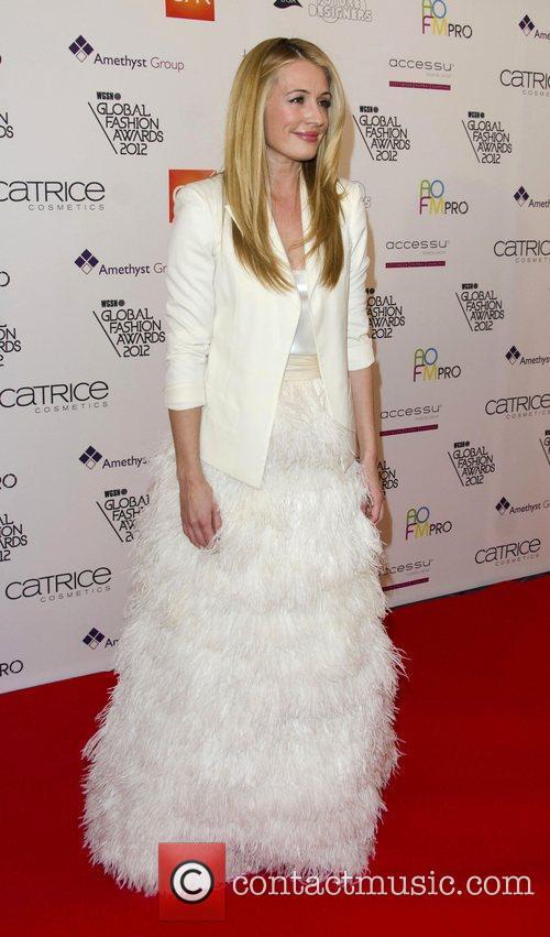 cat deeley wgsn global fashion awards 2012 4162652