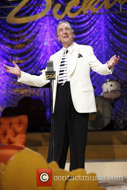 Eric Idle, What About Dick and Orpheum Theater 1