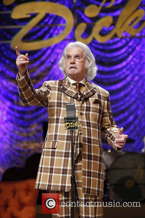 Billy Connolly, What About Dick and Orpheum Theater 2