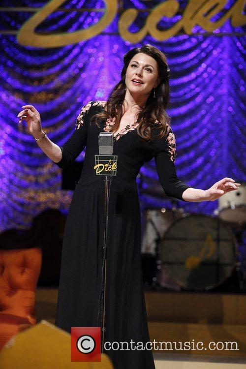Jane Leeves and Orpheum Theater 1