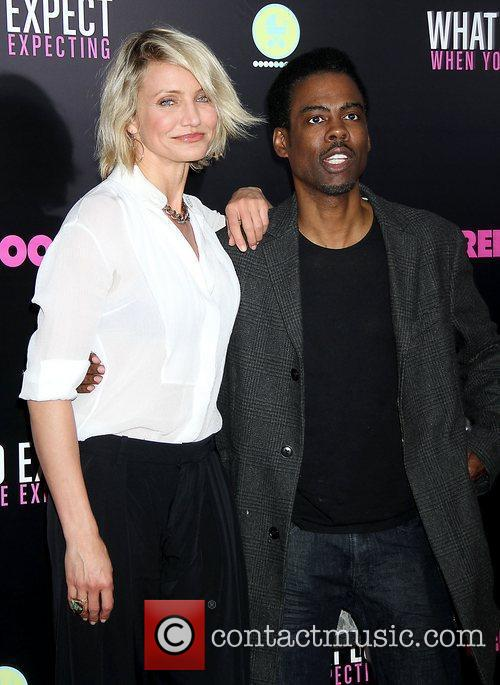 Cameron Diaz and Chris Rock 2