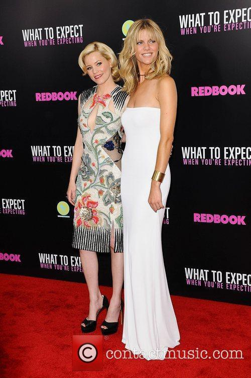 Brooklyn Decker and Elizabeth Banks 10