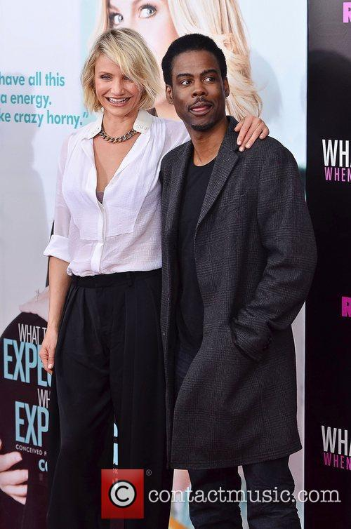 Cameron Diaz and Chris Rock 11