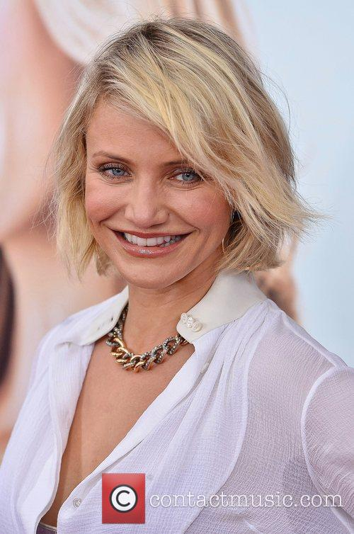 Cameron Diaz  Screening of 'What To Expect...