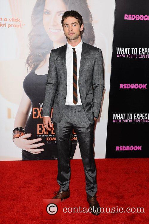 Chace Crawford  Screening of 'What To Expect...
