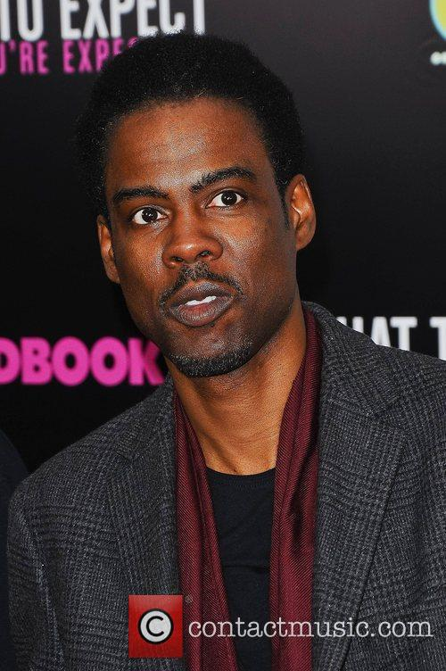 Chris Rock  Screening of 'What To Expect...