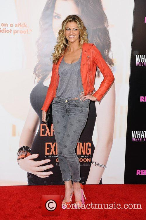 Erin Andrews  Screening of 'What To Expect...