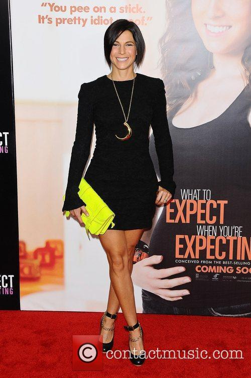 Jessica Seinfeld  Screening of 'What To Expect...