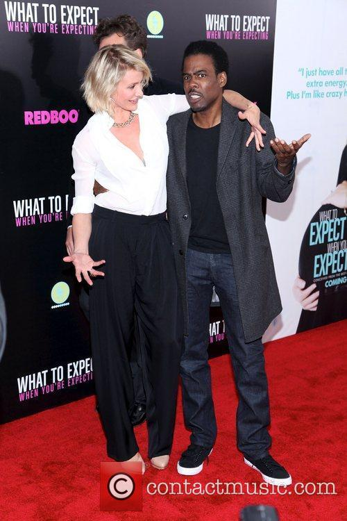 Cameron Diaz and Chris Rock 4