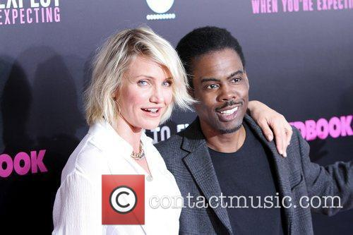 Cameron Diaz and Chris Rock 7