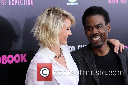 Cameron Diaz and Chris Rock 8