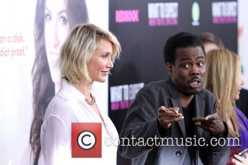 Cameron Diaz and Chris Rock 9