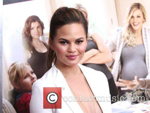 Christine Teigen,  Screening of 'What To Expect...