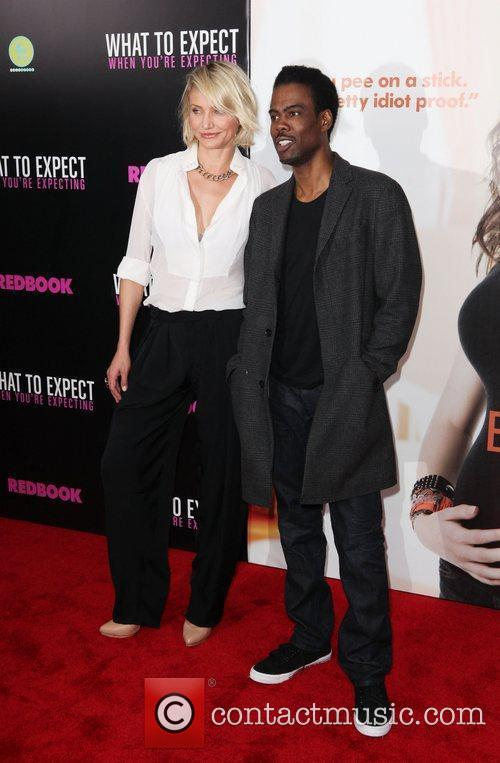Cameron Diaz and Chris Rock 10
