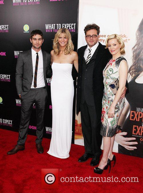 Chace Crawford, Brooklyn Decker, Elizabeth Banks and Kirk Jones 5