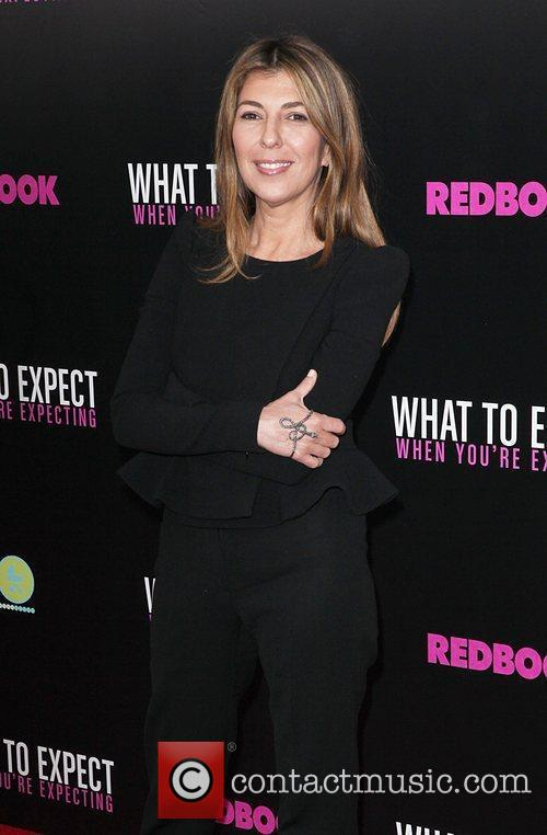 Nina Garcia Screening of 'What To Expect When...