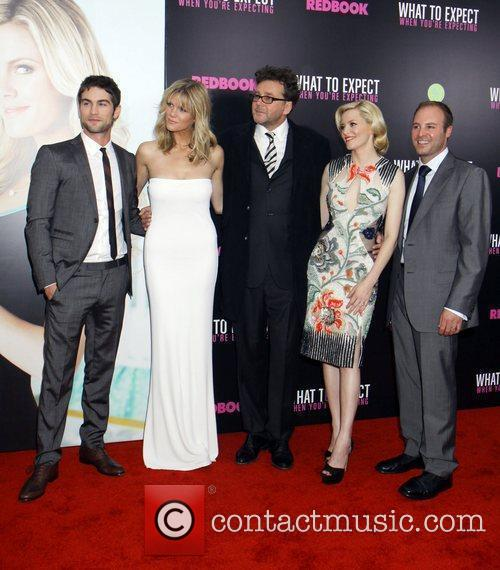 Chace Crawford, Brooklyn Decker, Elizabeth Banks and Kirk Jones 6