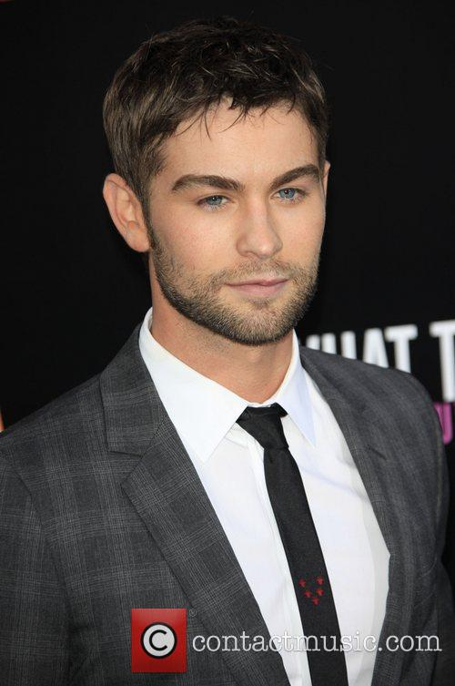Chase Crawford The Los Angeles Premiere of 'What...