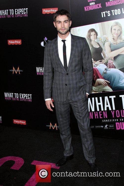 Chace Crawford The Los Angeles Premiere of 'What...