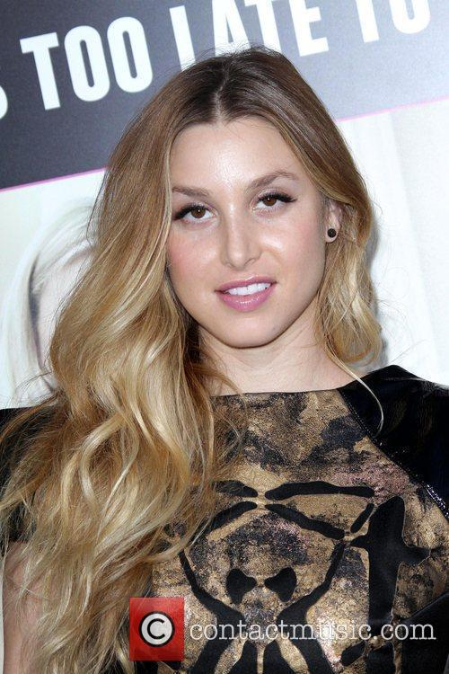 Whitney Port The Los Angeles Premiere of 'What...