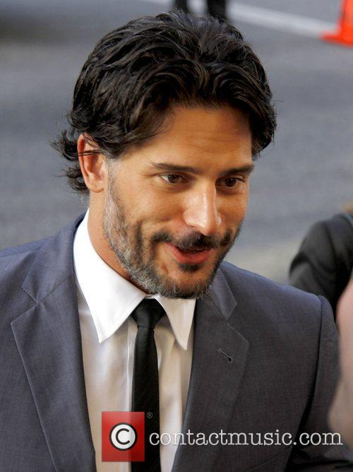 Joe Manganiello The Los Angeles Premiere of 'What...