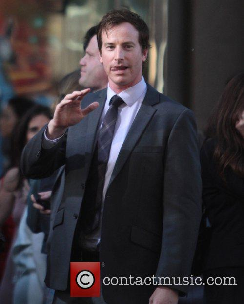 Rob Huebel The Los Angeles Premiere of 'What...