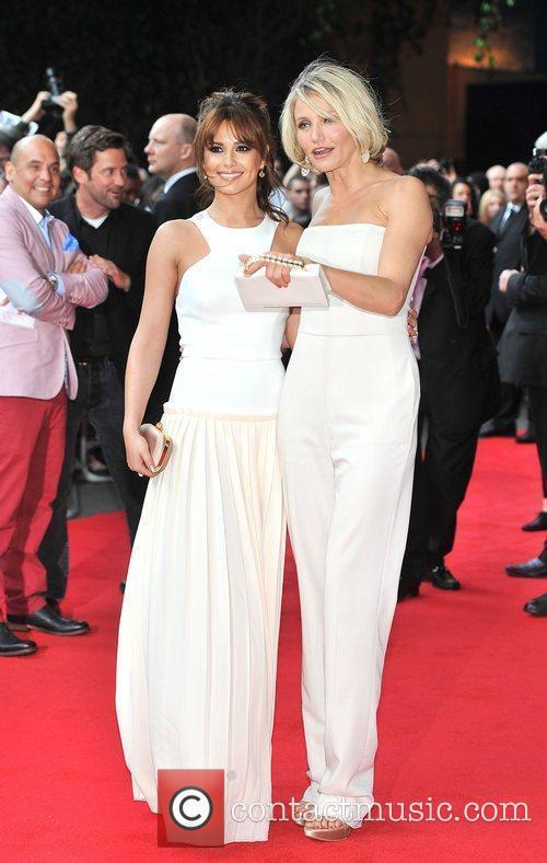 Cameron Diaz and Cheryl Cole 19