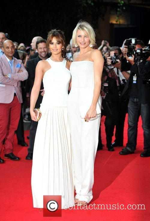 Cameron Diaz and Cheryl Cole 6