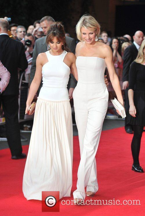 Cameron Diaz and Cheryl Cole 7