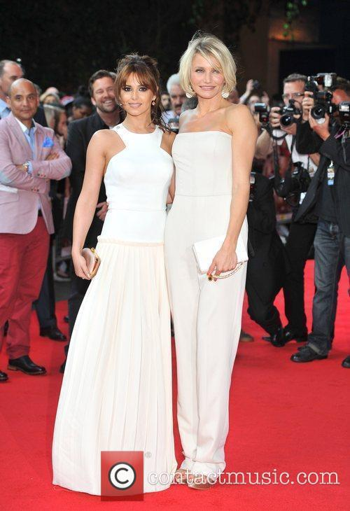 Cameron Diaz and Cheryl Cole 8