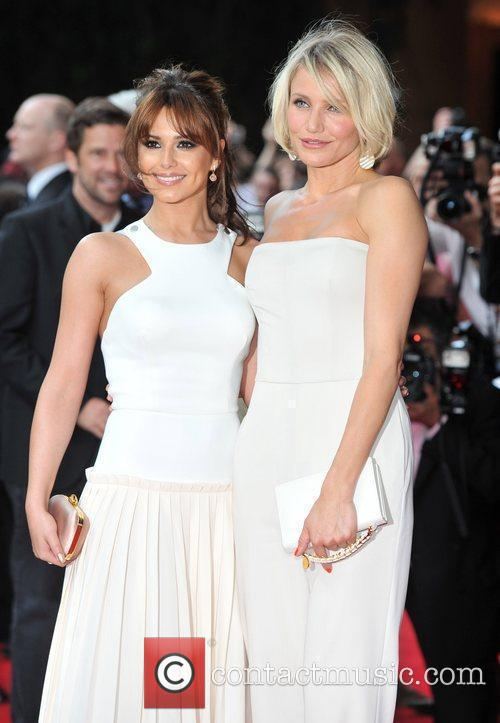 Cameron Diaz and Cheryl Cole 9