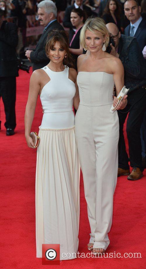 Cameron Diaz and Cheryl Cole 8