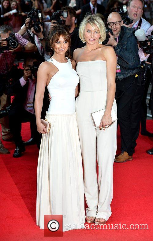 Cameron Diaz and Cheryl Cole 10