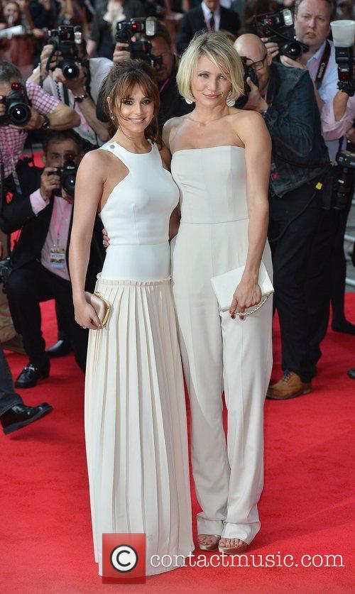 Cameron Diaz and Cheryl Cole 11
