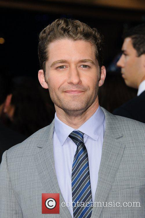 Matthew Morrison 'What To Expect When You're Expecting'...