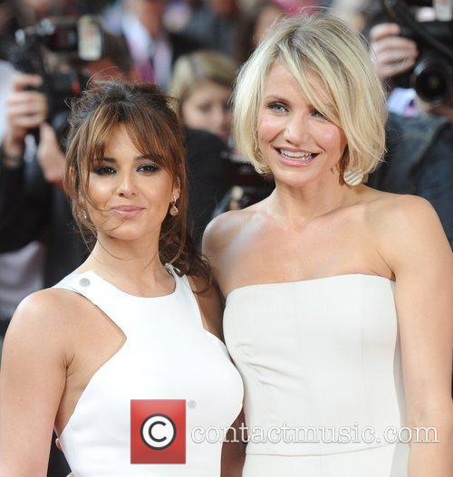 Cameron Diaz and Cheryl Cole 4