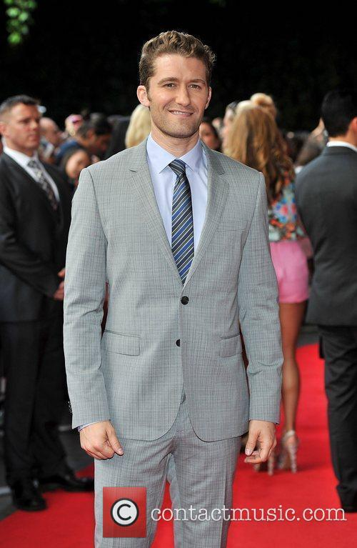 Matthew Morrison What To Expect When Your're Expecting...