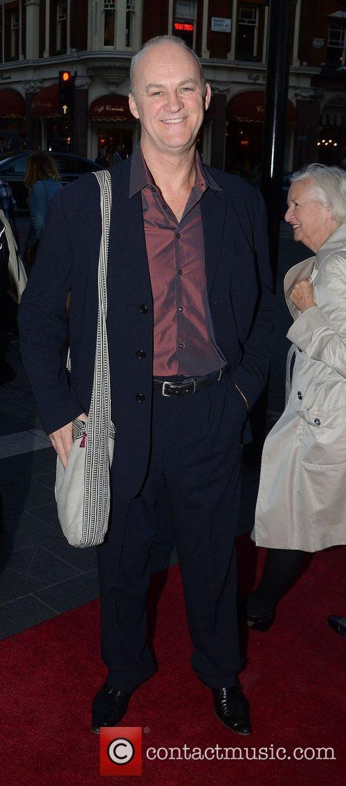 Tim McInnerny Press Launch for 'What You Will'...