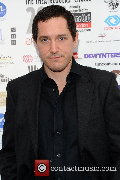 Bertie Carvel attends the Whatsonstage.com Theatregoers' Choice Awards...