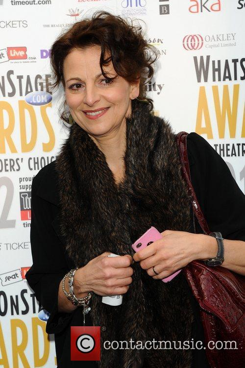 Attends the Whatsonstage.com Theatregoers' Choice Awards Press Launch...