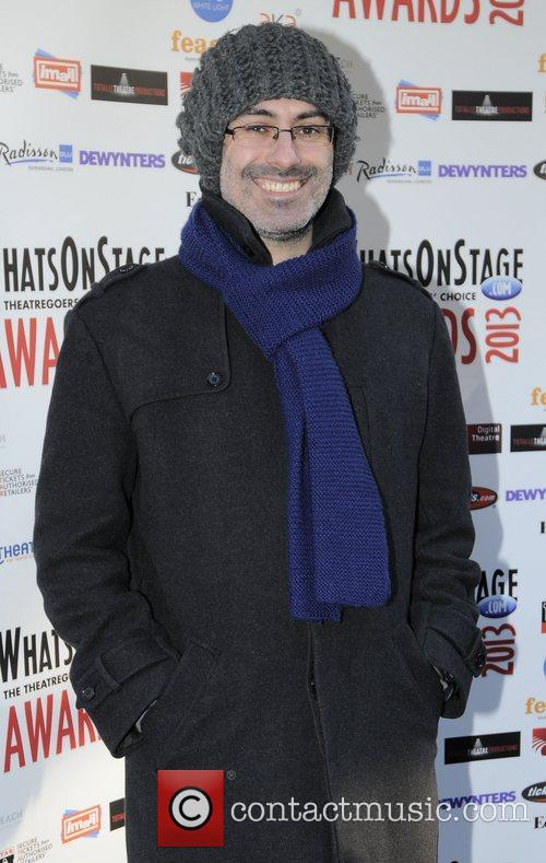 Whatsonstage.com Awards Concert launch party held at Cafe...