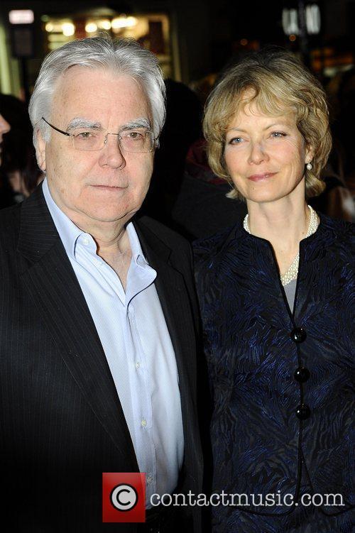 Bill Kenwright and Jenny Seagrove