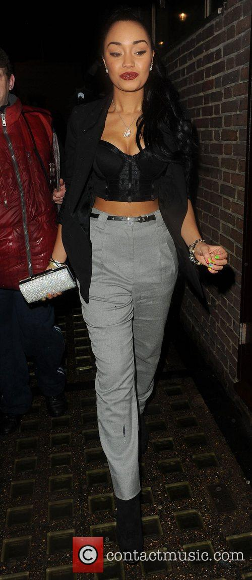 Leigh-anne, Pinnock, Little Mix and Whisky Mist 6