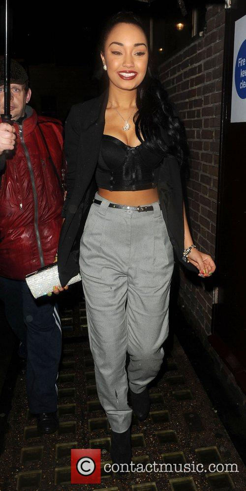 Leigh-anne, Pinnock, Little Mix and Whisky Mist 8