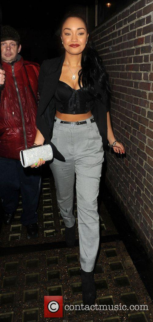 Leigh-anne, Pinnock, Little Mix and Whisky Mist 4