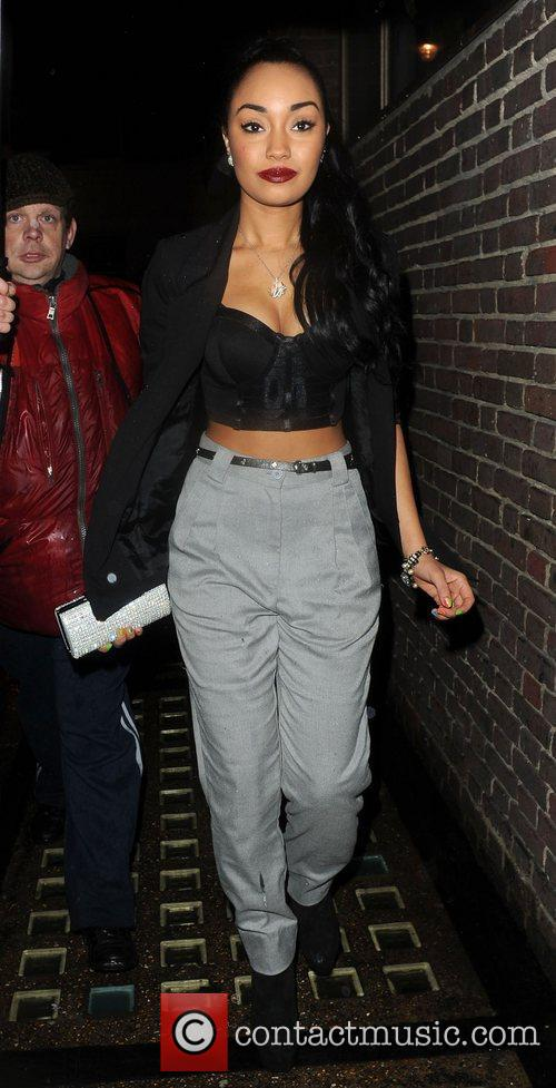 Leigh-anne, Pinnock, Little Mix and Whisky Mist 7