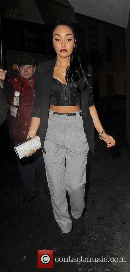 Leigh-anne, Pinnock and Little Mix 4