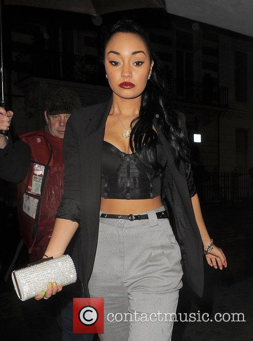 Leigh-anne, Pinnock and Little Mix 10